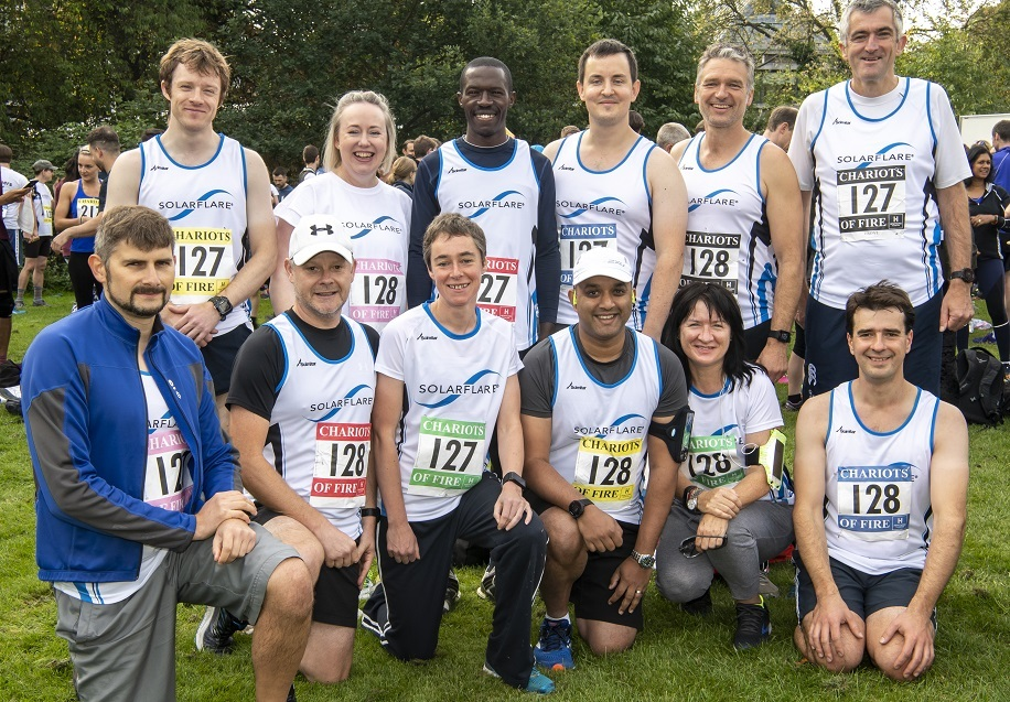 Chariots of Fire 2018 - Race Day
