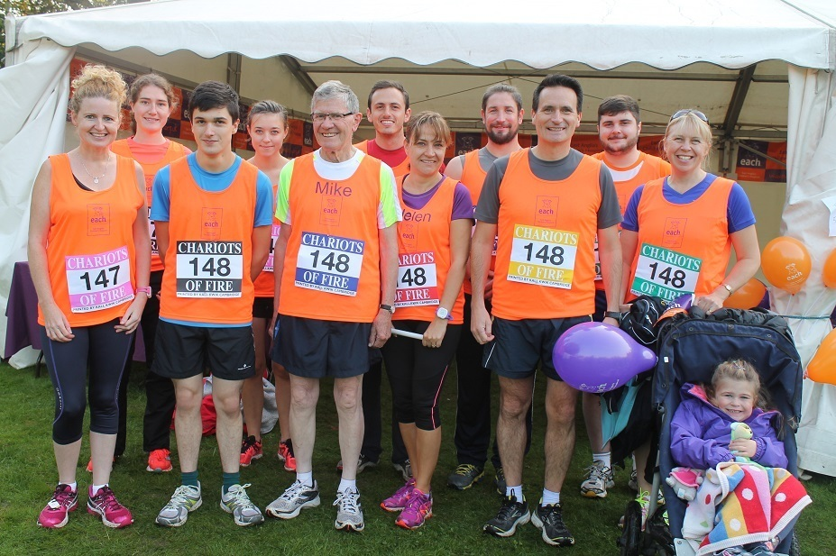Chariots of Fire Runners