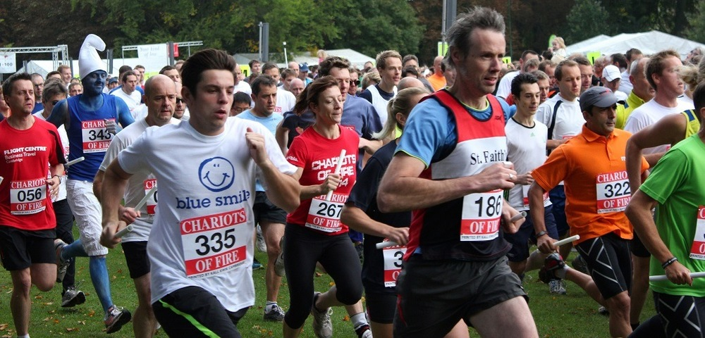 Chariots of Fire Runners - 2014